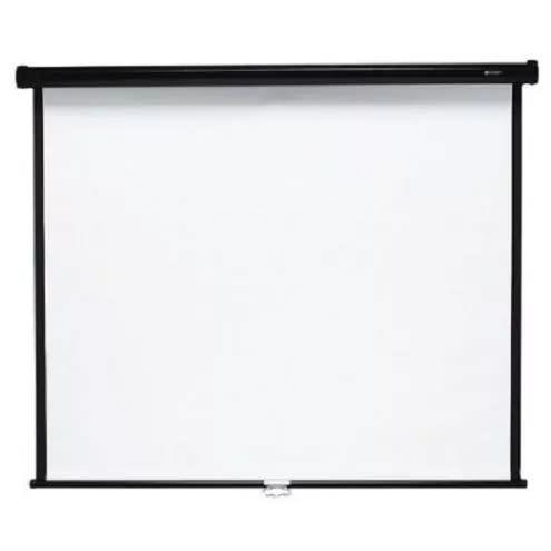 72 X 72 Manual Projector Screen