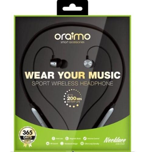 fab0385bffc Oraimo Wireless Bluetooth Headset - Oeb - E54d | Konga Online Shopping