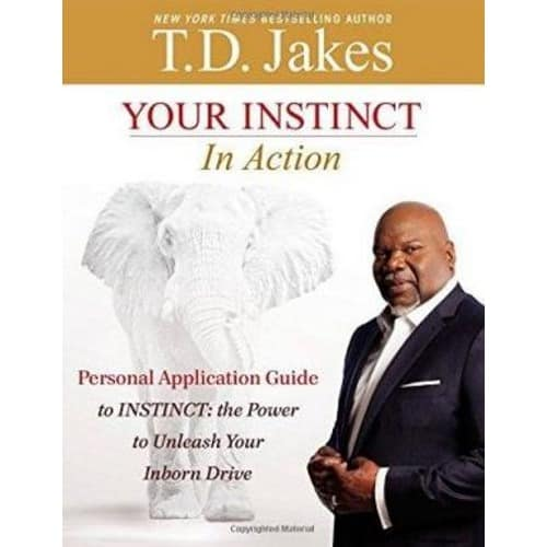 Bundle Offer- Three-in-one Life Changing Books From T d Jakes