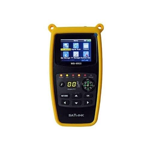 Dvbs2 Ws-6933 Digital Satellite Signal Finder Meter Tracker