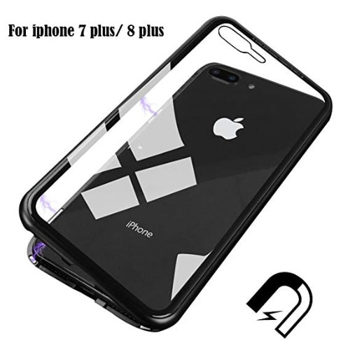 more photos d7475 326cd Magnetic Slim 360 Case for iPhone 8 Plus