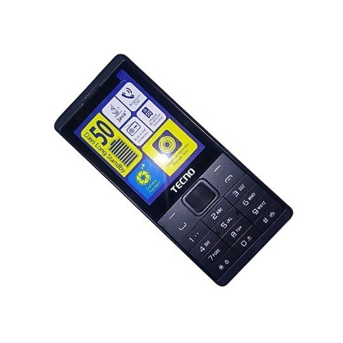 Nokia 105- Dual Sim- Fm Radio, Torch Light- Black | Konga