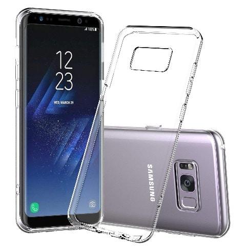 sports shoes 9a677 e2e81 Back Cover Case For Samsung Galaxy S8 Plus Transparent