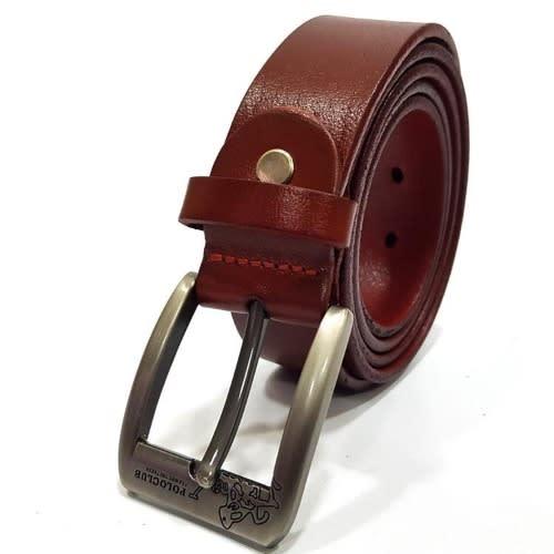 bdd6b8b82f Polo Club Men's Premium Leather Belt | Konga Online Shopping