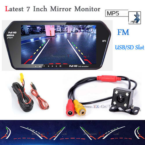 0950b8aa3a8 HD Car Rear View 7ft LED With Auto Water Proof Camera | Konga Online ...