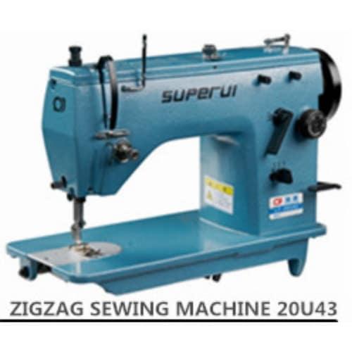 Industrial Zigzag Embroidery Sewing Machine - 20u