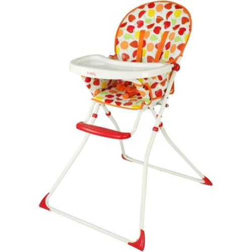 Brilliant Feed Me Compact Highchair Tutti Frutti Dailytribune Chair Design For Home Dailytribuneorg