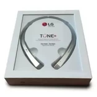 Hbs-910 Tone Bluetooth Stereo Headset - Silver