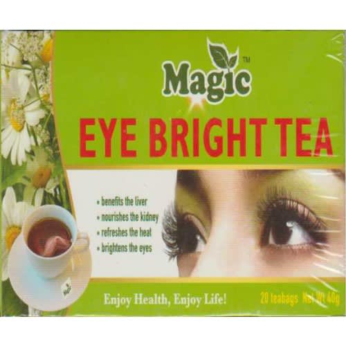Eye Brightening Natural Herbal Eye Clean, Repair Bright Tea | Konga