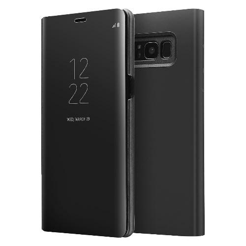 promo code b6f49 b8864 Flip Case For Samsung Galaxy A6 Plus - Black