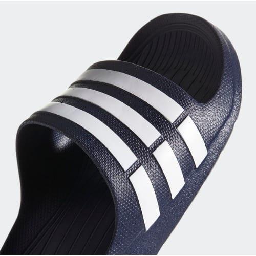 ca4f0c32 adidas Adidas Duramo Slide Navy Blue/white | Konga Online Shopping