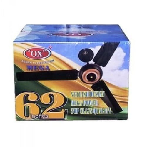 Giant 60 Ceiling Fan Price: Buy ORL Giant 60 Ceiling Fan- Brown