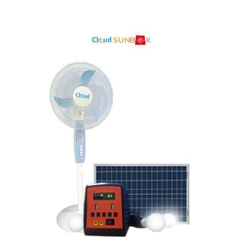 Cloud Energy Solar Home Lighting System - SUNBOX