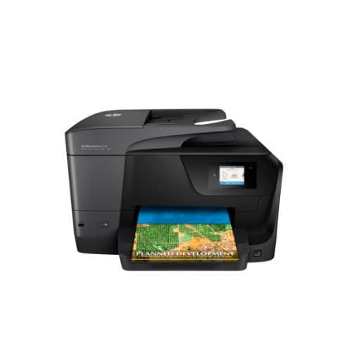 Hp Officejet Pro 8710 All In One Printer Konga Online Shopping