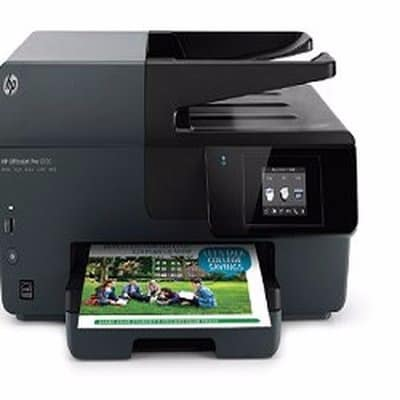hp officejet pro 6830 e-all-in-one printer installation