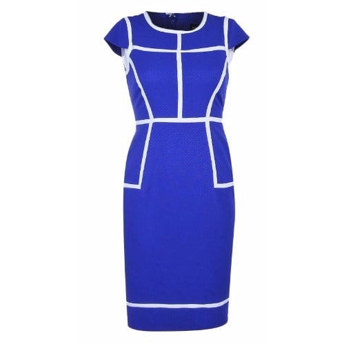 70256f7e38c Official Dress - Royal Blue
