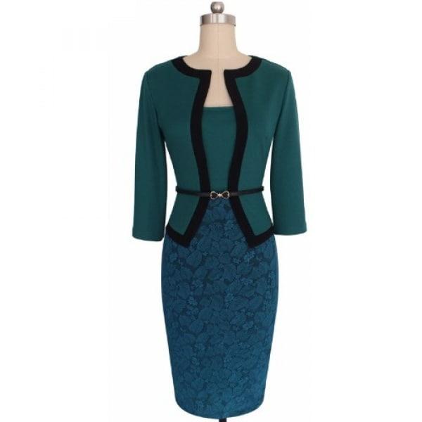 /O/n/One-Piece-Midi-Pencil-Dress---Green-7982986_1.jpg