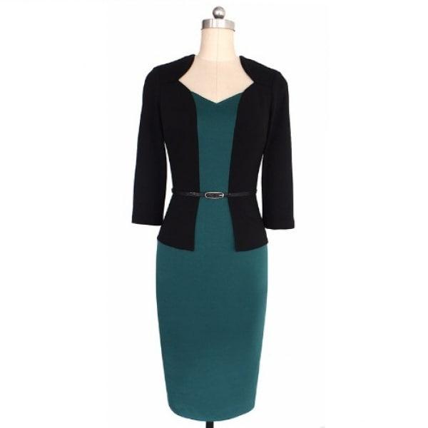 /O/n/One-piece-Colourblock-Dress---Green-Black-7982946_1.jpg