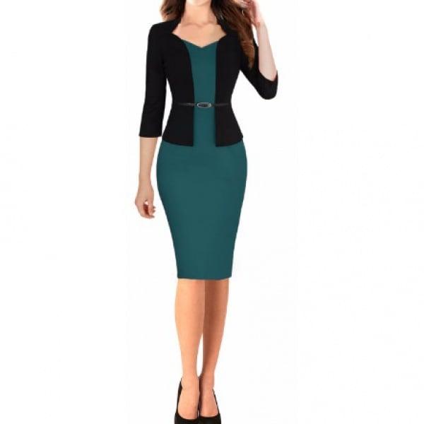 /O/n/One-piece-Colourblock-Dress---Green-Black-7982948_1.jpg