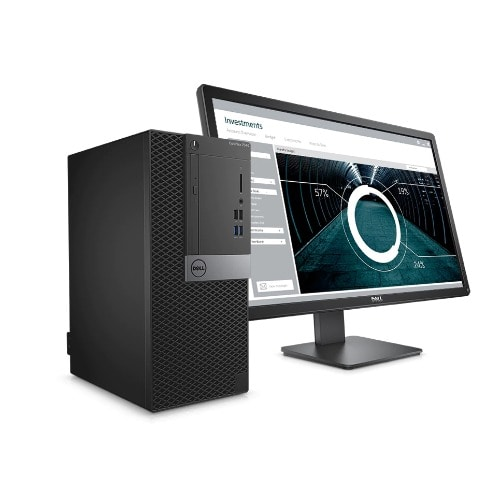 OptiPlex 5040 Small Form Factor (SFF) Business PC – Intel...