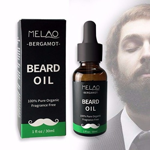 Fragrance free Beard Care Oil with Conditioner