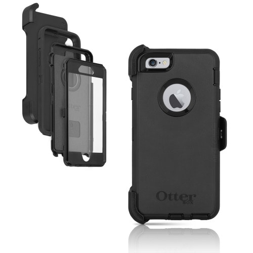 pretty nice ebd9a 1096f Otterbox Defender Case For iPhone 6/6s