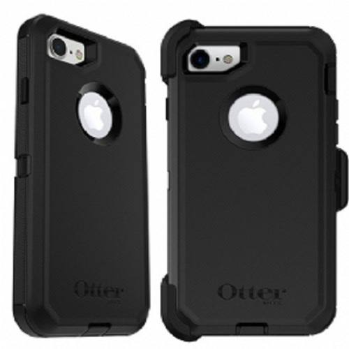 the best attitude b3d84 7c4da Otterbox Defender Case for iPhone 8 Plus - Black