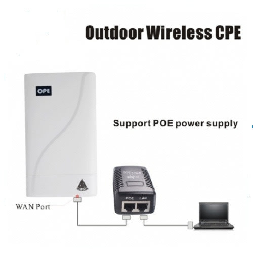 Outdoor WIFI AP Router 300mbps - Multifunctional