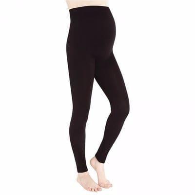 111aa54806658 Over The Bump Maternity Leggings - Black   Konga Online Shopping