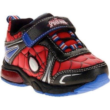 Marvel Spiderman Toddler Boys Lighted