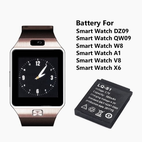 Smart Watch Replacement Battery