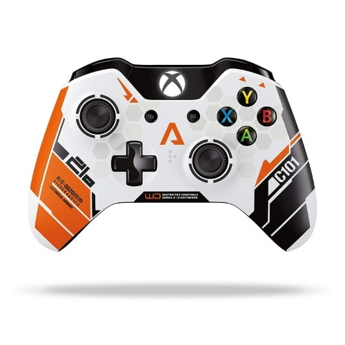Wireless Controller - Titanfall Limited Edition