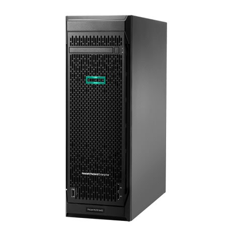 Proliant Ml110 Gen10 Performance – Server – Tower – 4 5u – 1-way – 1 X Xeon  Silver 410