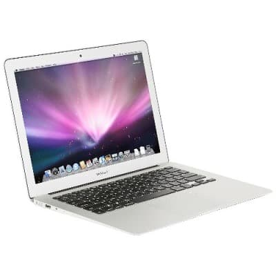 MacBook Air - Intel Core i5 - 8GB RAM -...