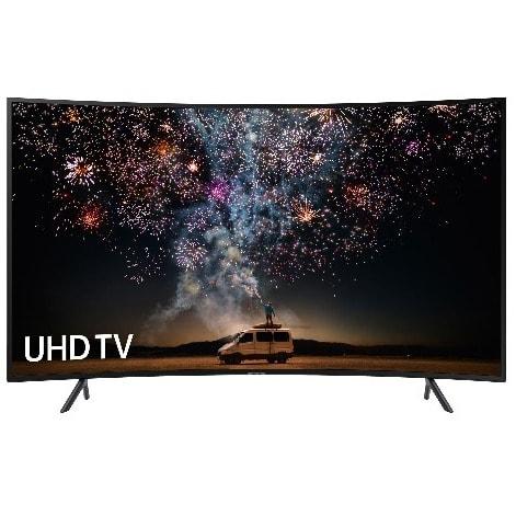 "Samsung 49"" Curve UHD 4K Smart  Tv. UA49RU7300KXKE."