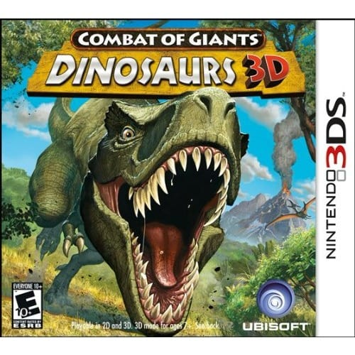 Combat Of Giants Dinosaurs - Nintendo 3DS