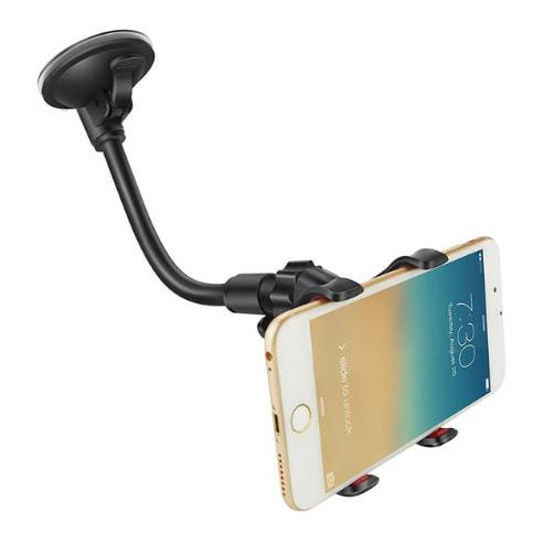 Flexible 360 Degree Adjustable Car Phone Holder