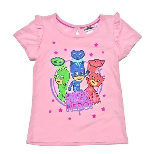 3111c0793e Disney PJ Mask Toddler Girl's Flutter Tee | Konga Online Shopping