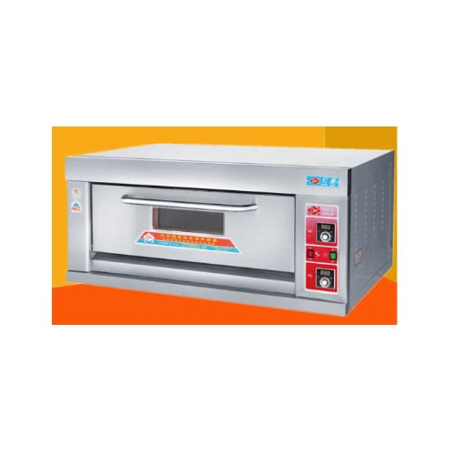 Bread/cake/cookie Bakery Oven 1 Layer 2 Pans Electric Oven In Baking  Equipment