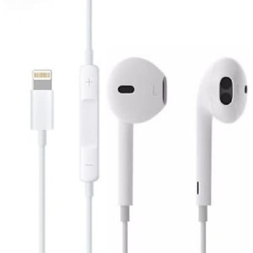 Earpod Earpiece With Lightning Connector For iPhone 7,7Plus
