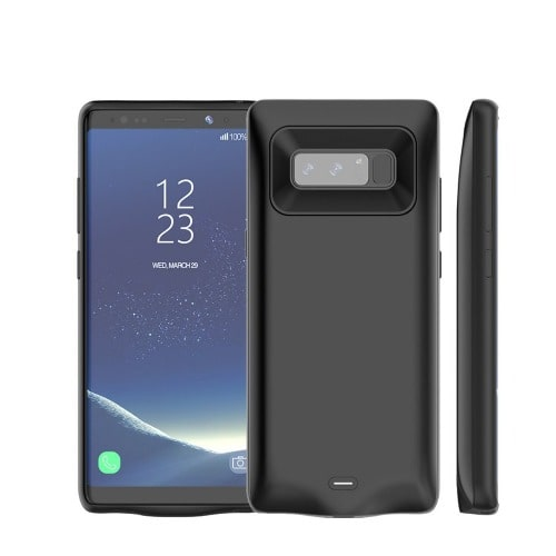 new product e4ec0 4f29d Power Case For Galaxy Note 8 Battery