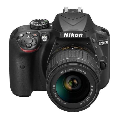 D3400 Profesional Camera 18-55mm Lens
