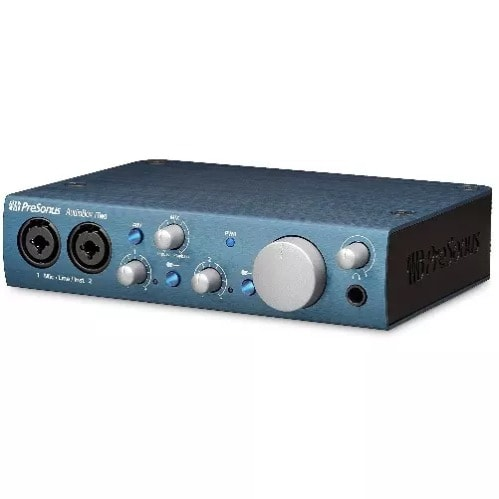 Audio Recording Soundcard Interface