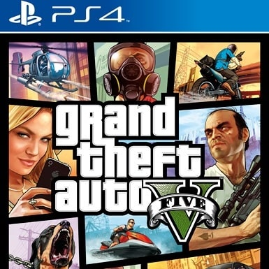 a352c46a1fc PS4 Grand Theft Auto 5 | Konga Online Shopping