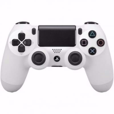 PS4 Wireless Dualshock Controller - White