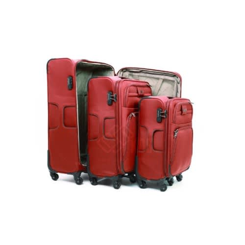619697ce999 Swiss Polo Luxury By 3 Sets Classie Luggage Boxes - Red | Konga ...