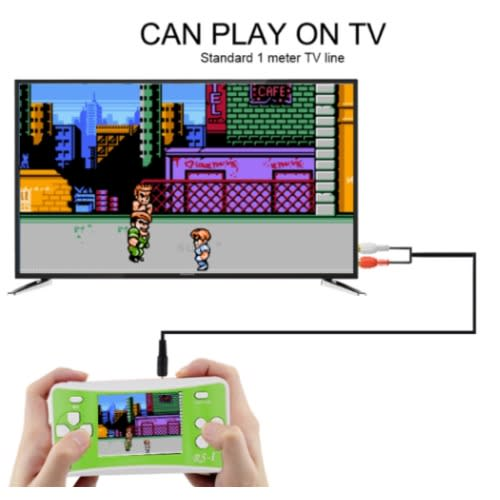 Rs-1 Retro Portable Handheld Game Console, Built-in 152 Games