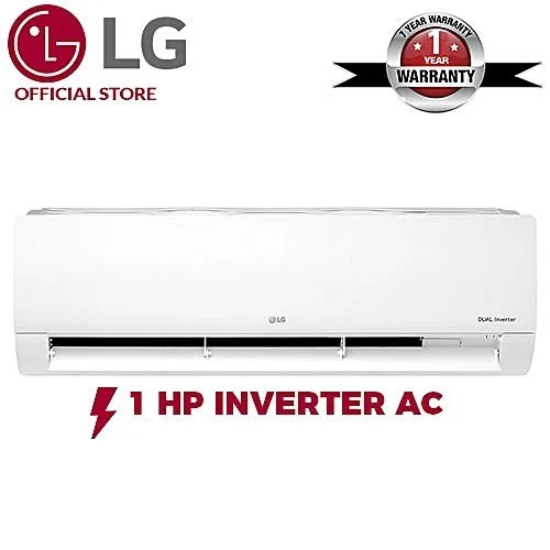 1HP Gencool - B Inverter Split Unit Air Conditioner - White