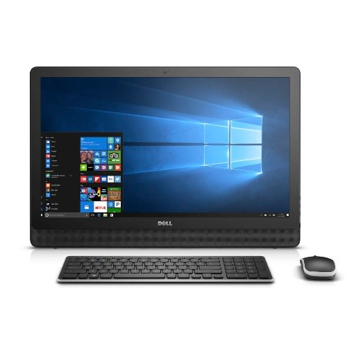Inspiron 24 All-in-one FHD Touchscreen Corei5 - 1TB HDD, 8GB...