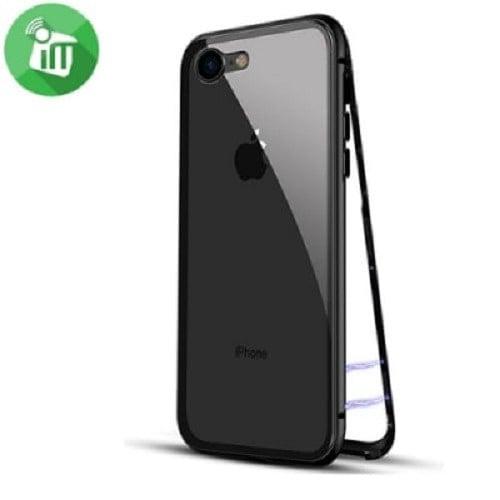 newest b10f9 5b82a iPhone 6 Plus Magnetic Slim 360 Case - Black